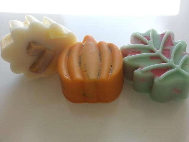 Chunky Leaf/Pumpkin
