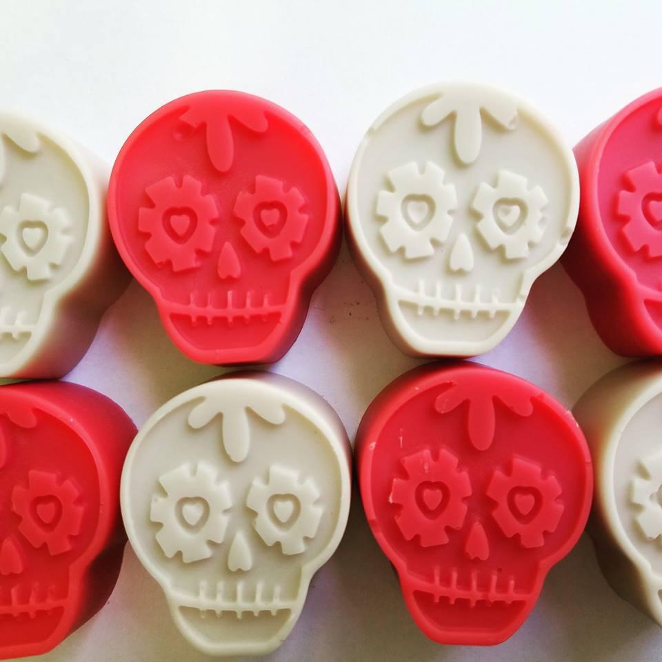 Sugar Skulls 4-Pack