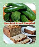 Zucchini Sampler #1